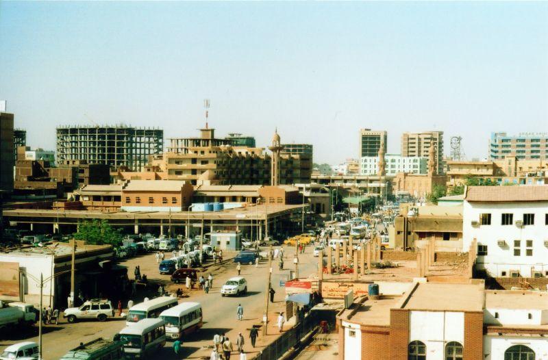 Pss    Discussion  Khartoum  Soudan