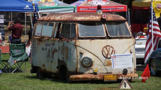 1957 Volkswagen Krankenwagen Factory Ambulance