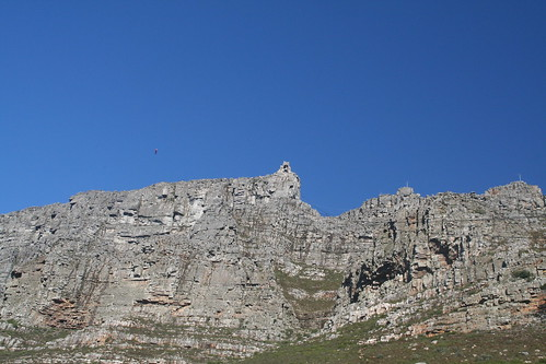 Where the hike will end, Table Mountain