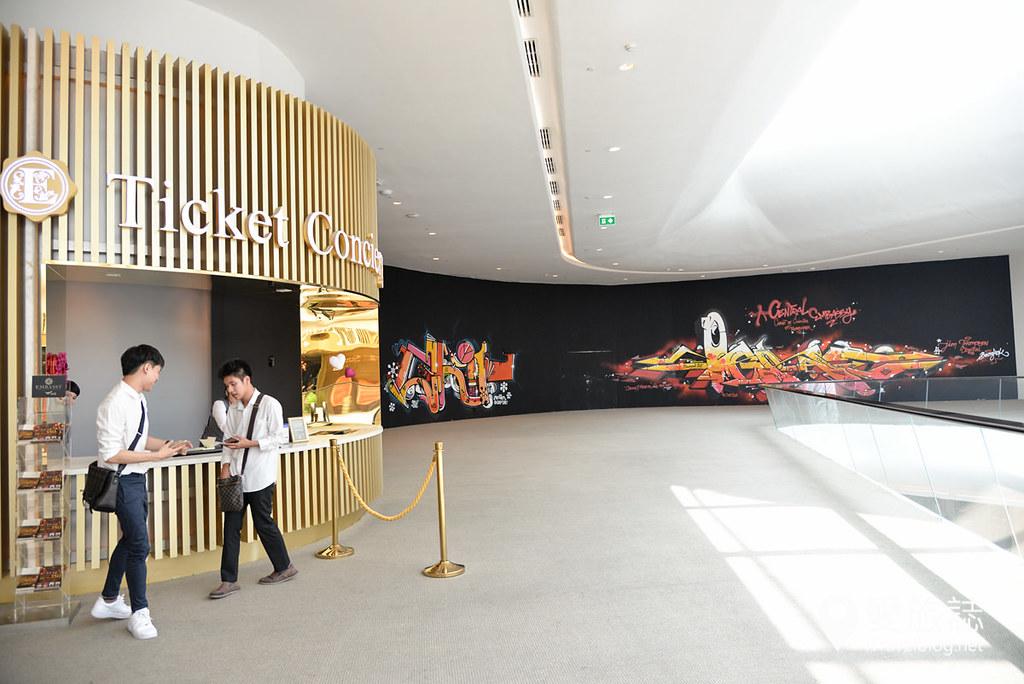 曼谷贵妇百货 Central Embassy 74