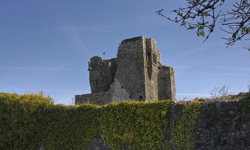 over the wall, Grannagh Castle