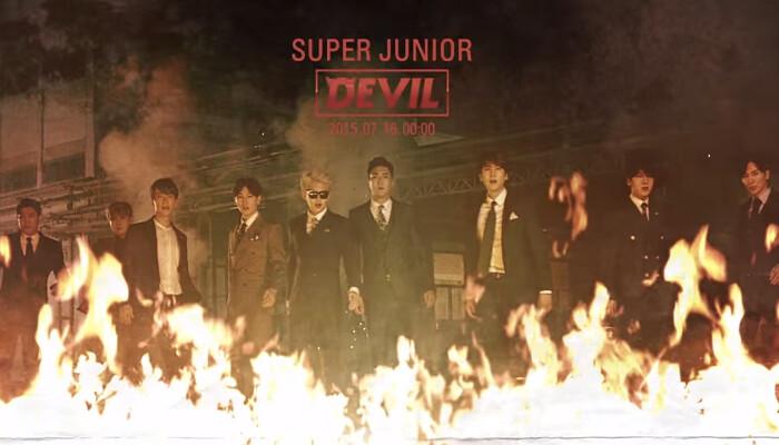 Super Junior voltou!! Depois de um longo tempo após Mamacita, eles voltaram!