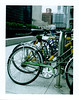 6 24- schwinn breeze parked downtown- chicago