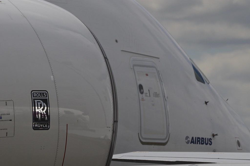 Airbus A380-800 F-WWOW MSN001