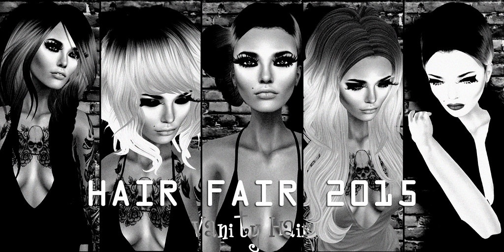 VanityHair@Hair Fair 2015 Teaser