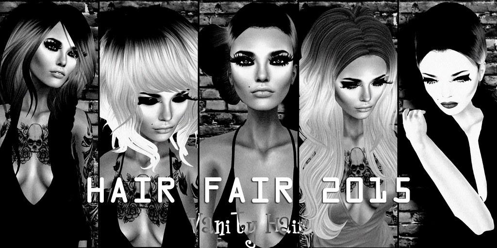 VanityHair@Hair Fair 2015 Teaser