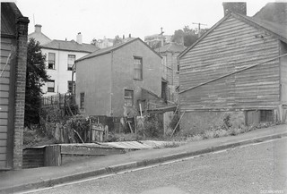 Houses identified as substandard in 1957