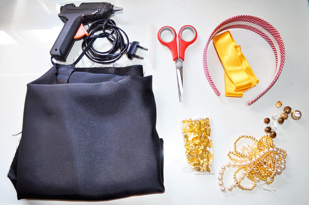 valencia fashion blogger easy diy jeweled dolce gabbana inspired fashion tutorial baroque