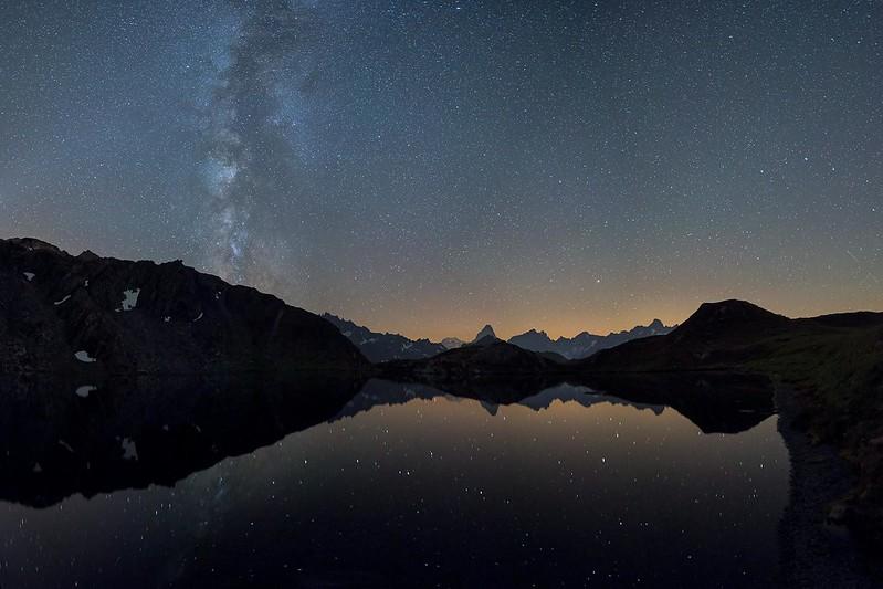 Milky Way - Lacs de Fenêtre