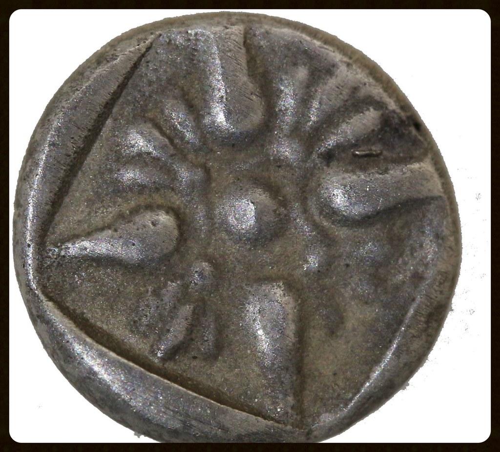 Óbolo de Miletos. Jonia 19774338674_80f3309e99_b