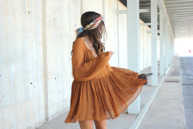 boho summer dress coohuco 1