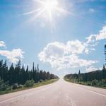 Icefields parkway Road Trip 1