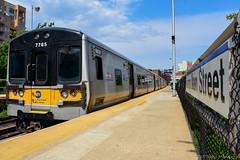 MTA Long Island Rail Road Bombardier M7 #7785