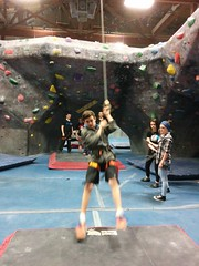 Rock Climbing, 15 Mar 15