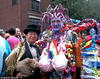 Dr. Takeshi Yamada and Seara (sea rabbit) visited the Gay Pride Parade in Manhattan, New York on June 28, 2015. The US President Barack Obama supports same-sex marriage. gay marriage. 100_8374=4040C by searabbits23