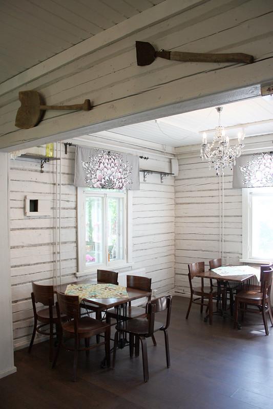 Café Svenkka juhlatilat Helsinki Kaikki Paketissa
