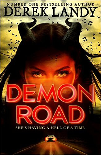 Derek Landy, Demon Road