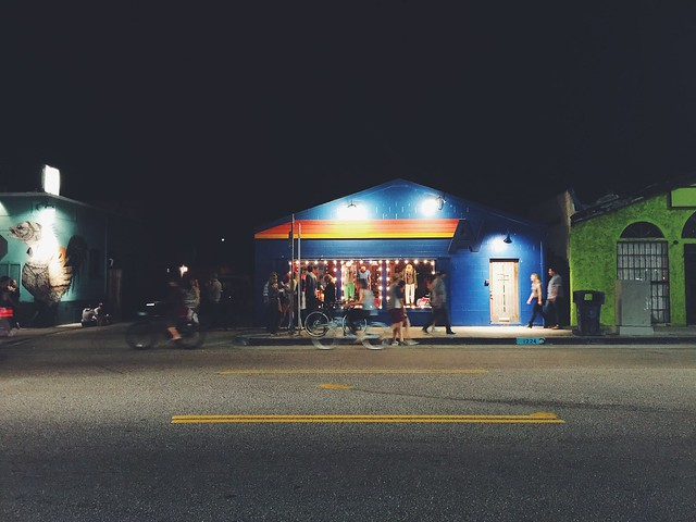 First Friday's at Abbott Kinney