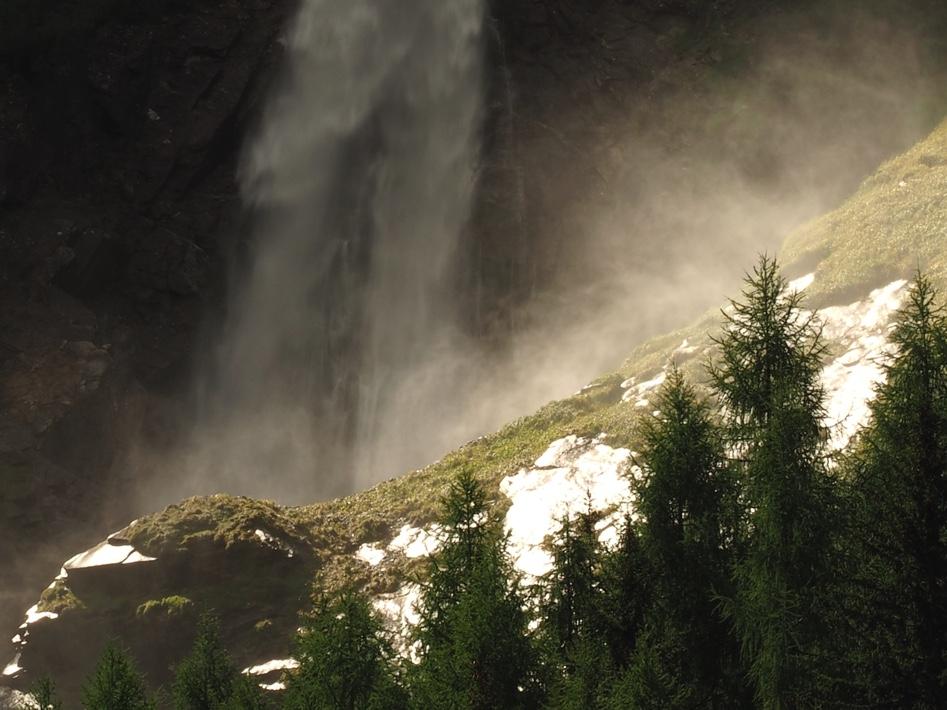 Fogg Of Waterfall