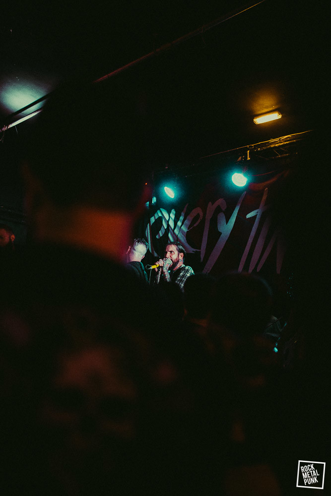 12.12.16 - Every Time I Die + '68 @ The Globe, Cardiff