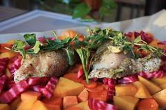 Thanksgiving Sheet Pan Dinner