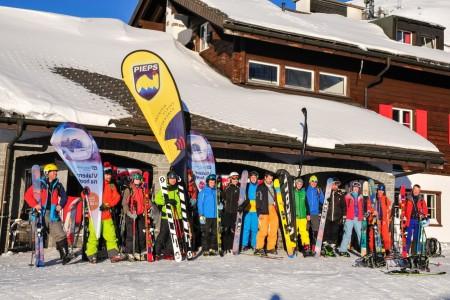 ČD SNOWfest 2017 Andermatt: slunce, modro a zbytky prašanu