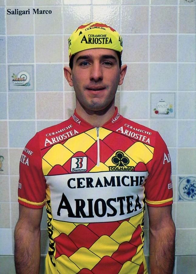 Marco Saligari - Ceramiche Ariostea 1991