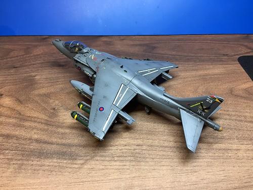 Airfix 1/72 Harrier GR.7