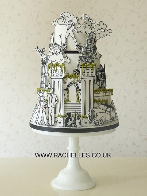 Cake by Rachelle's