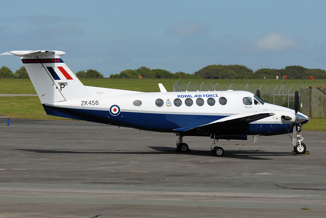 King Air, ZK456/P