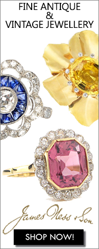 fine vintage jewellery james ness