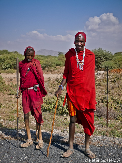 Masaai boys
