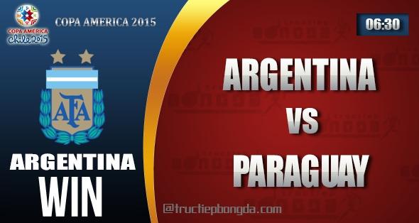 Argentina, Paraguay, Thông tin lực lượng, Thống kê, Dự đoán, Đối đầu, Phong độ, Đội hình dự kiến, Tỉ lệ cá cược, Dự đoán tỉ số, Nhận định trận đấu, Copa America, Copa America 2015, Bán kết Copa America 2015, Vô địch Nam Mỹ, Vô địch Nam Mỹ 2015, Bán kết Vô địch Nam Mỹ 2015