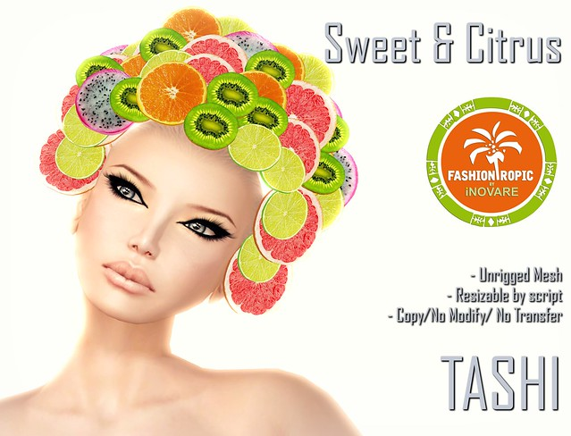 TASHI Sweet & Citrus