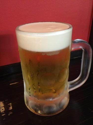 レッドロック_ビール
