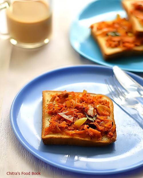 Iyengar bakery bread toast