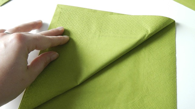Folded Napkins 5