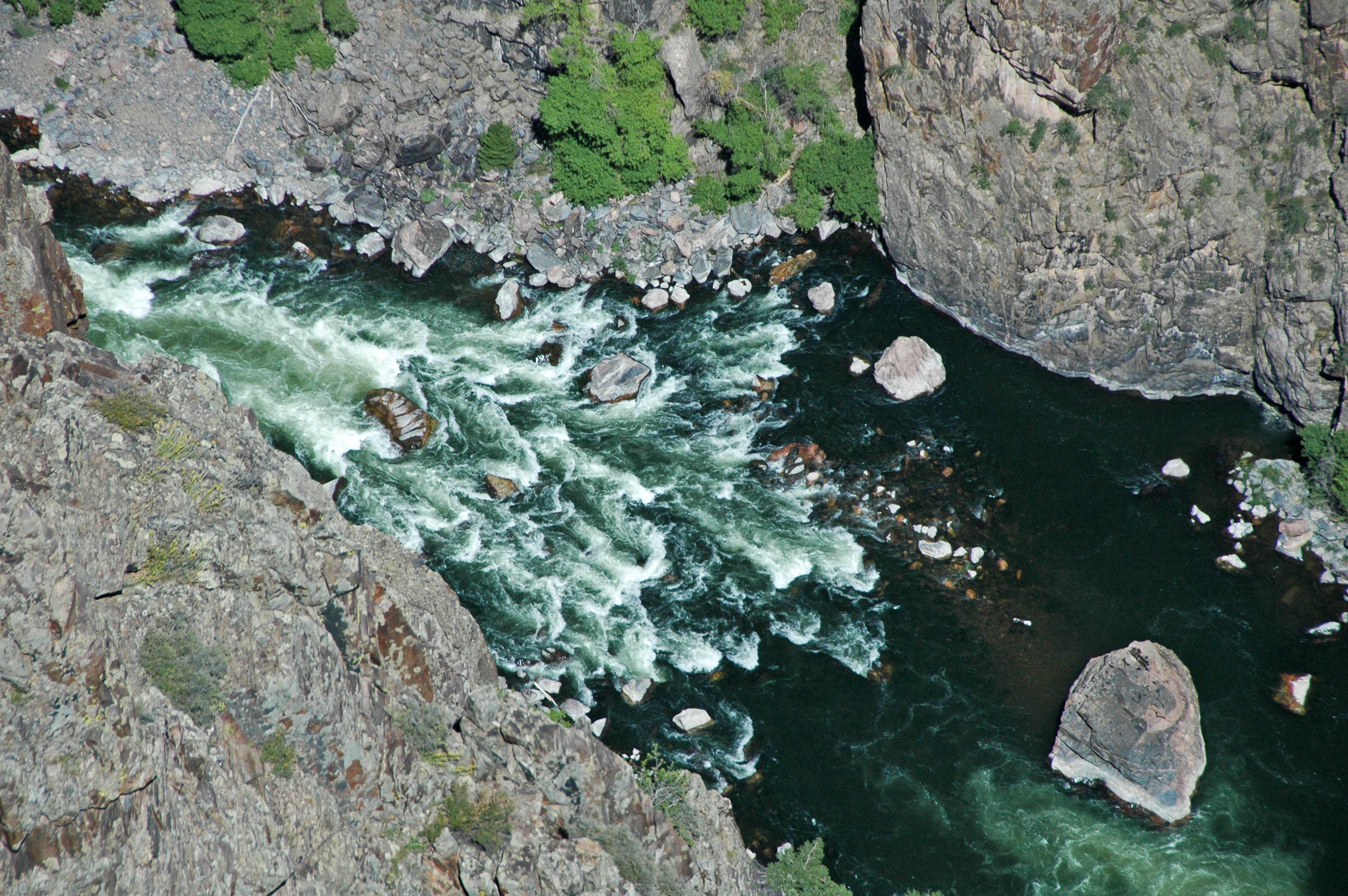 Parc de plaisance gunnison river