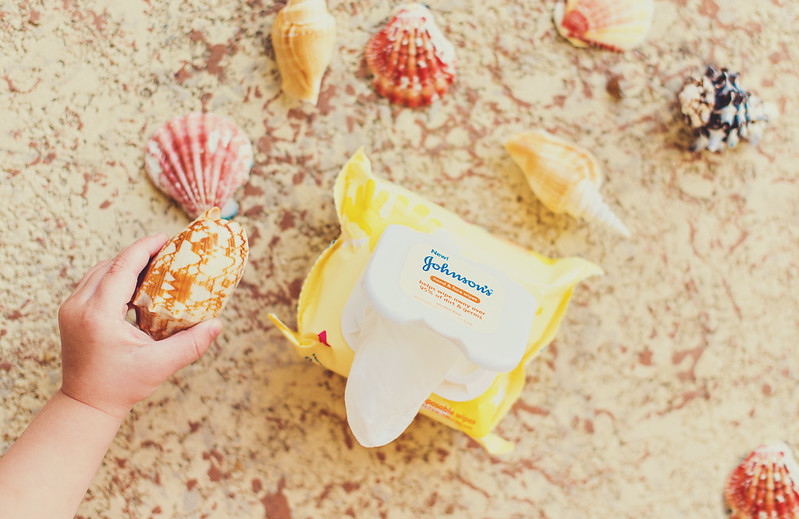 beach must-haves for toddlers #johnsonspartners #somuchmore