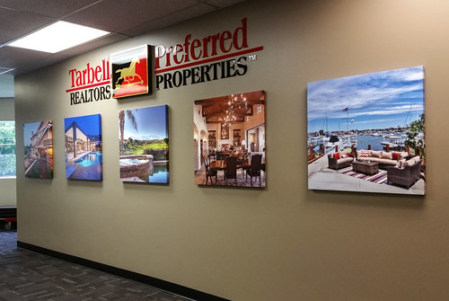 Tarbell Preferred dimensional office logo