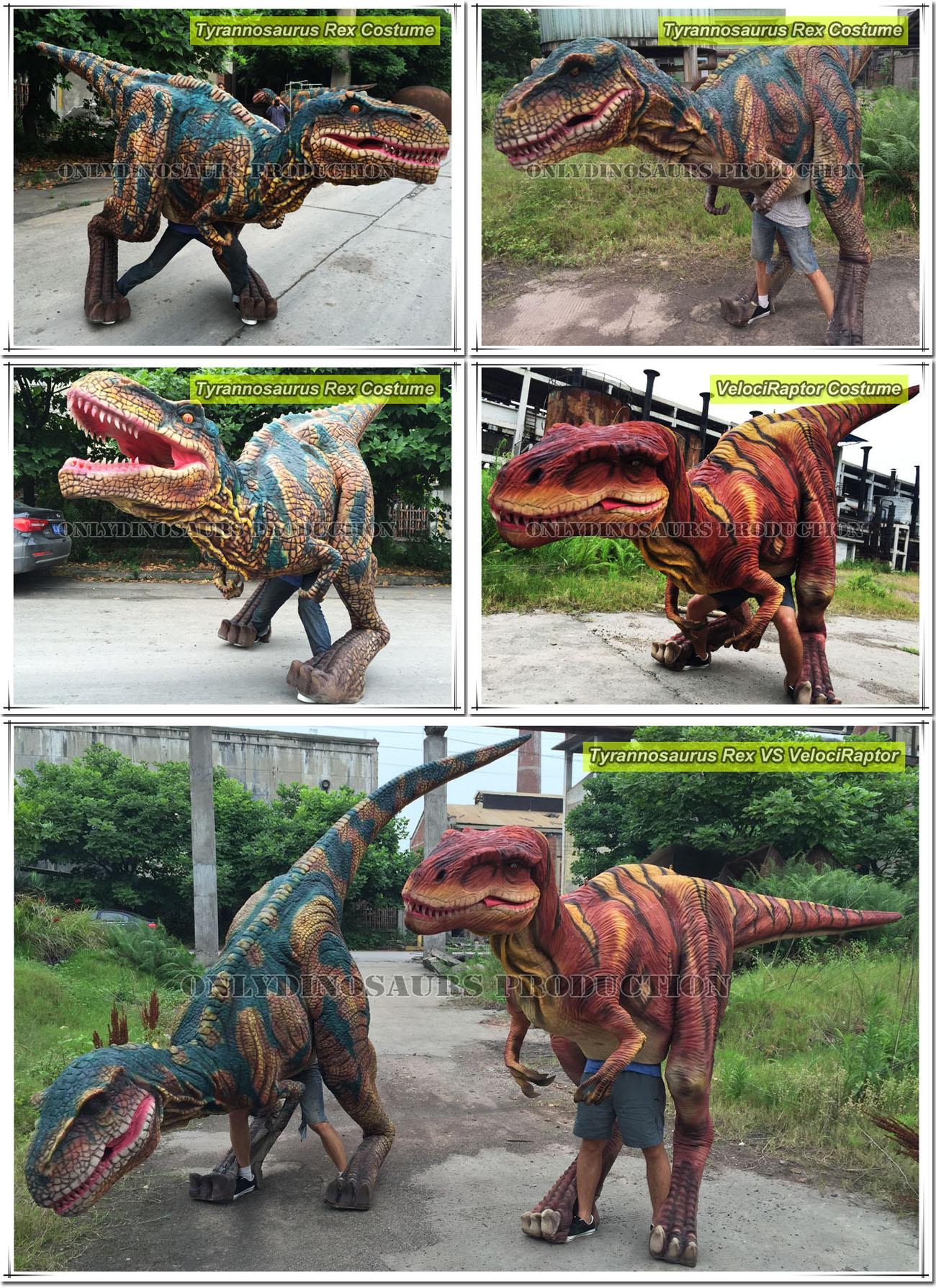 Dinosaur Costumes Show-02