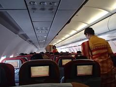 印度国内航班 VEG NON VEG - naniyuutorimannen - 您说什么!