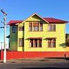 4 Adam St. at Russell St.  #Dunedin #NZ 3:55 pm Sunday 26 July 2015