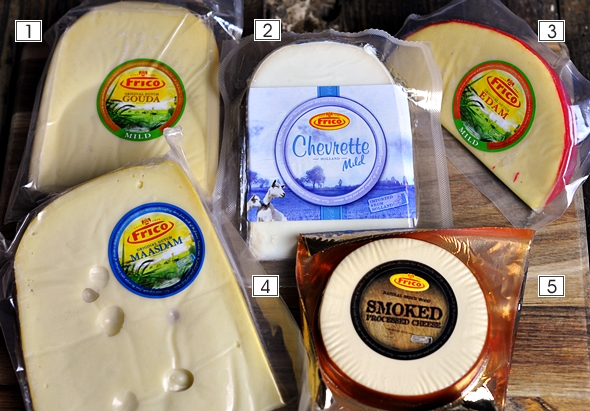 Frico Cheese Range | www.fussfreecooking.com