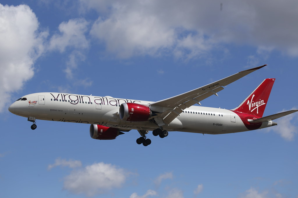 Virgin Boeing 787-9