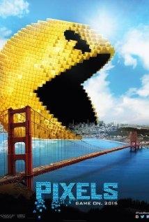Đại Chiến Pixels - Pixels (2015)