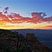 Sunset on the Southeast rim of the Grand Canyon!