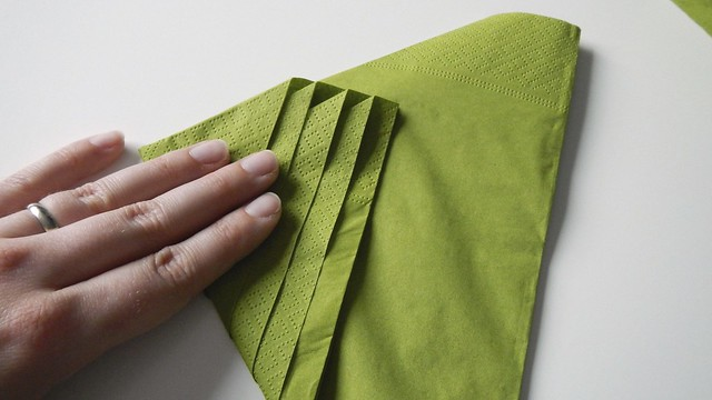 Folded Napkins 10