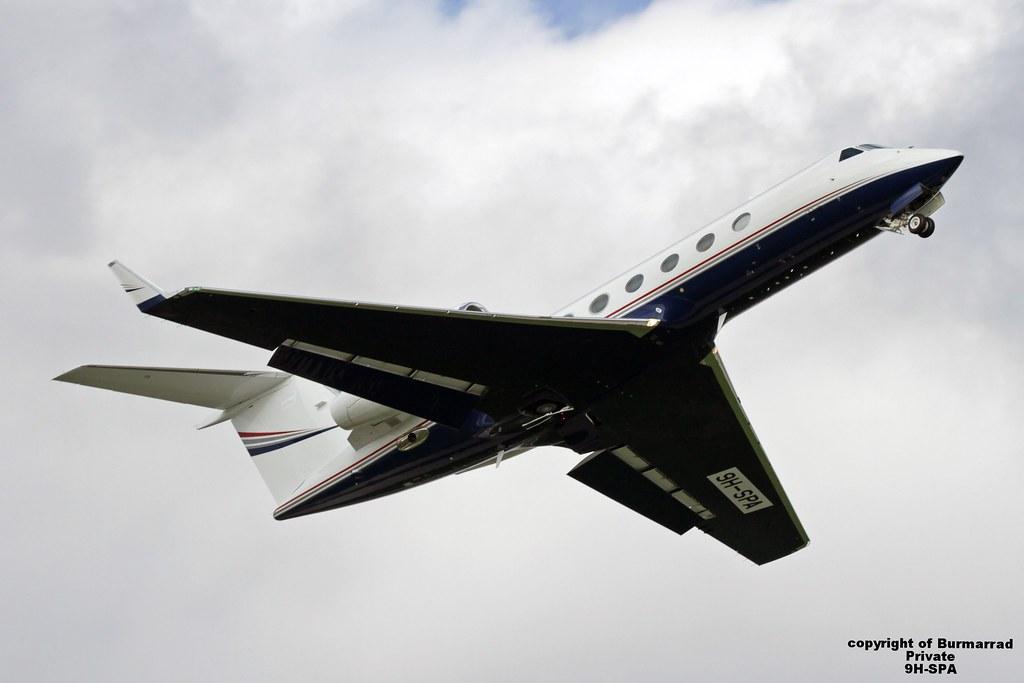 9H-SPA - GLF4 - Comlux Aviation Malta