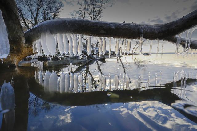 Ice teeth
